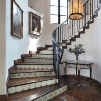 дизайн лестницы в доме идеи