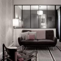 дизайн маленького зала идеи