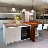 дизайн кухни студии фото дизайна