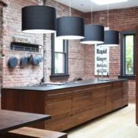 дизайн кухни студии идеи фото