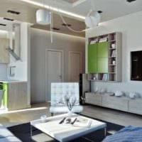 дизайн гостиной в маленькой квартире