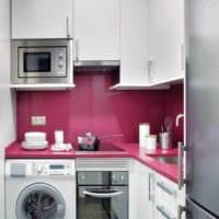 дизайн кухни 5 квадратных метров фото