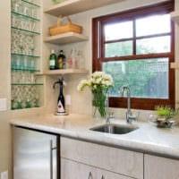дизайн кухни 5 квадратных метров фото идеи