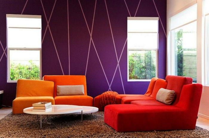 дизайн гостиной зала