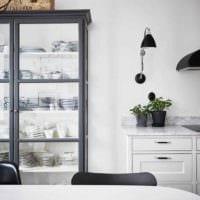 идея необычного дизайна комнаты в скандинавском стиле фото