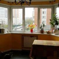 пример красивого стиля кухни 13 кв.м картинка
