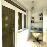 маленький балкон идеи дизайна