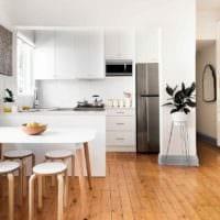 идея красивого интерьера квартиры в скандинавском стиле фото