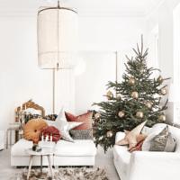 как украсить елку в 2018 году идеи дизайн