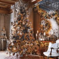 как украсить елку в 2018 году идеи оформления