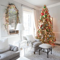 как украсить елку в 2018 году варианты дизайна