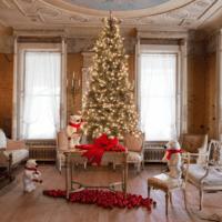 как украсить елку в 2018 году варианты оформления