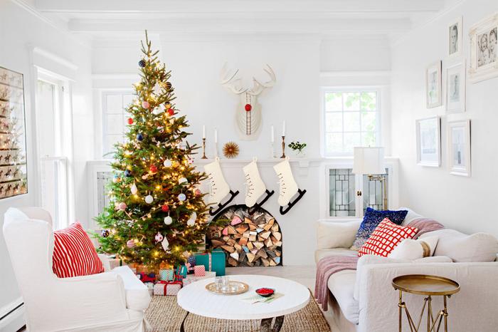 как украсить елку в 2018