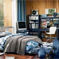 комната для подростка военная тема