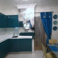 кухни с вентиляционным коробом интерьер