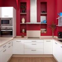 кухня 3 на 3 интерьеры