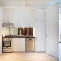 кухня столовая гостиная в частном доме фото идеи