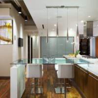 кухня студия идеи фото