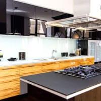 кухня в стиле модерн идеи дизайн