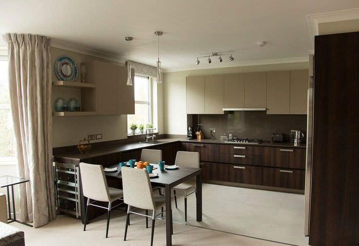 кухня венге фото идеи