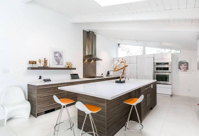 кухня венге фото