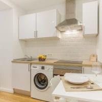 кухня 5 кв метров обустройство