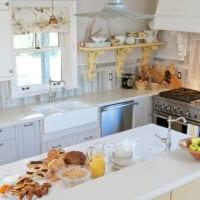 кухня прованс идеи
