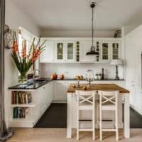 кухня прованс идеи интерьера
