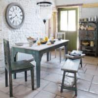 кухня прованс интерьер фото