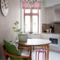 кухня прованс отделка