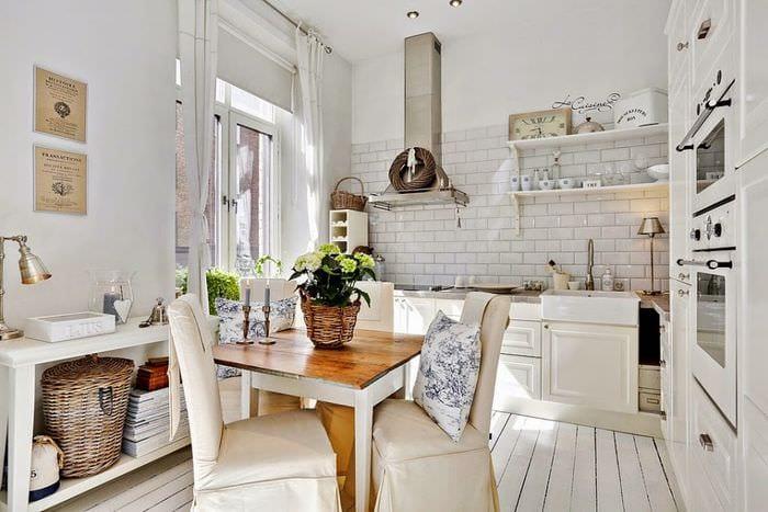 стулья для кухни прованс