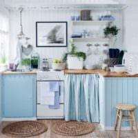 кухня прованс текстиль