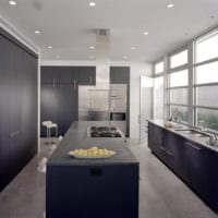 кухня венге идеи дизайн