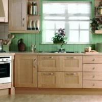 кухня на даче идеи фото