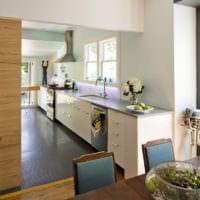 кухня в стиле модерн идеи фото