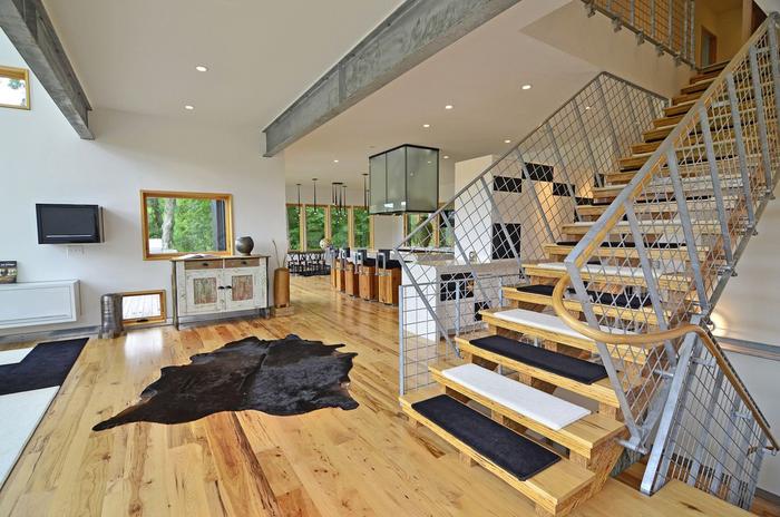 лестница в своем доме