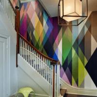 лестница в частном доме современные идеи