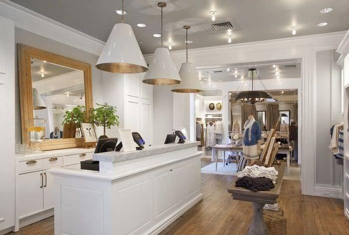 фото магазина одежды