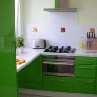проект кухни 3 кв. метра