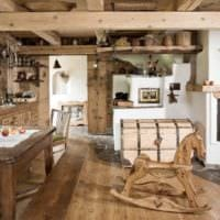 кухня на даче обустройство