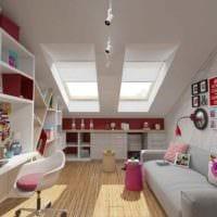 пример красивого интерьера квартиры студии 26 квадратных метров картинка