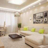 идея светлого стиля гостиной 15 кв.м картинка