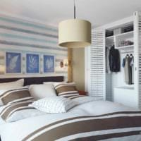 идея светлого стиля комнаты 12 кв.м картинка