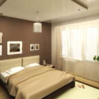 пример светлого дизайна комнаты 12 кв.м картинка