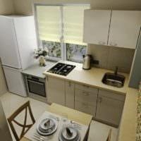 кухня совмещенная с балконом идеи оформления