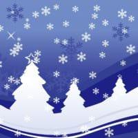 украшение окна к новому году из бумаги