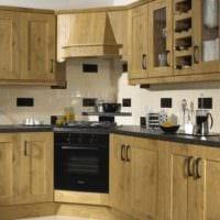 пример красивого дизайна кухни 12 кв.м картинка