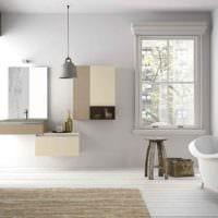 вариант светлого дизайна квартиры в скандинавском стиле картинка