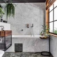 вариант яркого интерьера квартиры в скандинавском стиле картинка