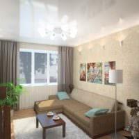 пример красивого стиля гостиной 15 кв.м картинка